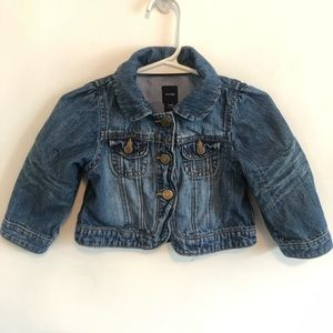 BabyGap Denim Jacket